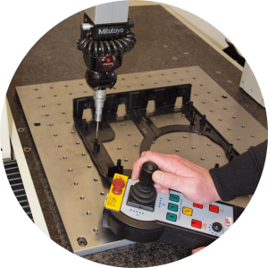 part measurement & CMM Inspection